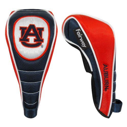 Team Effort Auburn Tigers Shaft Gripper Fairway Headcover