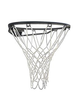 CSI cañón Deporte Nylon Baloncesto Net, Color Blanco: Amazon.es ...