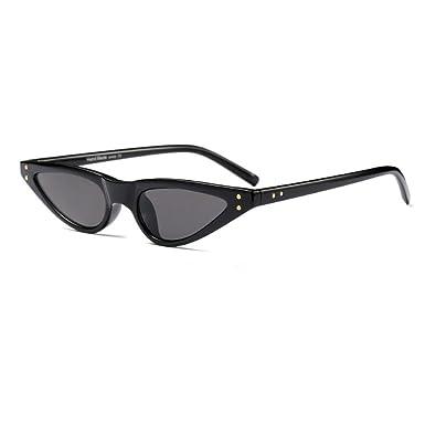 Inlefen Vintage Fashion lunettes de soleil petit cadre en métal coloré lunettes de soleil Vintage eWsdnjX