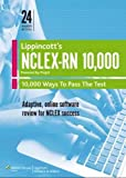 Lippincott's NCLEX-RN 10,000 - Powered by PrepU