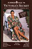 Victoria's Secret Lingerie Catalog Summer 1990 Pin-Up Model Jill Goodacre