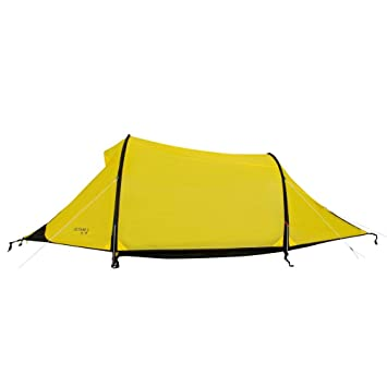 BLACKS Octane 2 Man Tent Yellow One Size  sc 1 st  Amazon UK & BLACKS Octane 2 Man Tent Yellow One Size: Amazon.co.uk: Sports ...