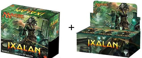 Magic the Gathering: Ixalan Booster Display Box + Bundle Box