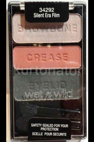 Amazon.com : Wet n Wild Eyeshadow Palette Limited Edition SILENT ERA FILM 34292 : Beauty