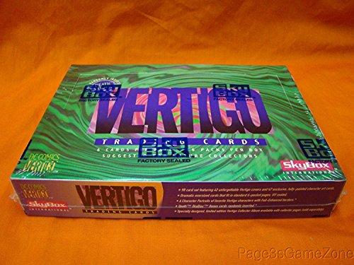 (Skybox DC Vertigo Over-Sized Trading Cards Box )