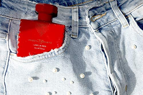 Lady In Red by Pascal Morabito Eau De Parfum Spray 3.4 oz / 100 ml (Women)