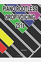 Piano Rootless Drop Voicing 251s Paperback