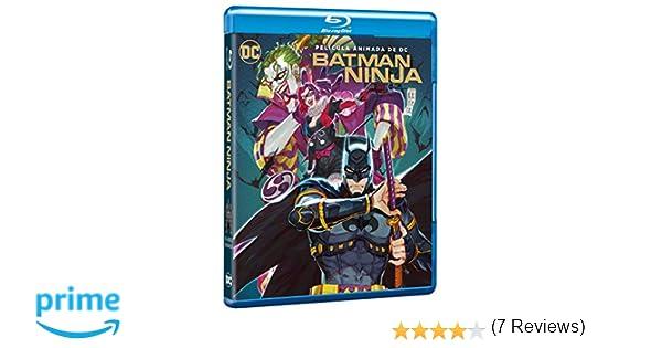 Batman Ninja Blu-Ray [Blu-ray]: Amazon.es: Personajes ...