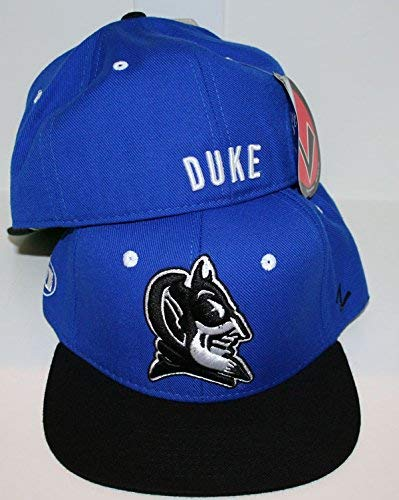 ZHATS Duke University Blue Devils Top Team Colors DHS Devil Head ...
