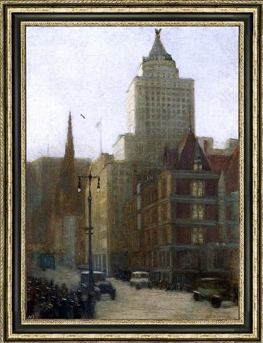 Aaron Harry Gorson 57th Street at Fifth Avenue - 16.1