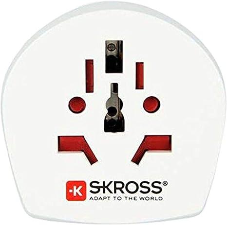 Skross Country Adapter World To Uk Reiseadapter Für Computer Zubehör