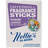 Nellie's All-Natural Fragrance Sticks, Lavender Scented (Product To Be Used With Nellie's Quick Change Dryerballs)