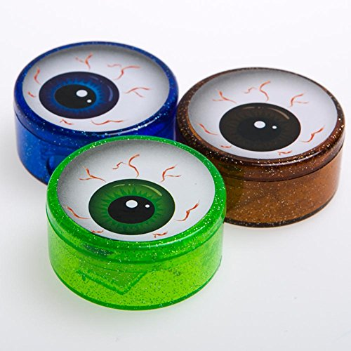 Eyeball Pencils - Fun Express Eyeball Pencil Sharpeners