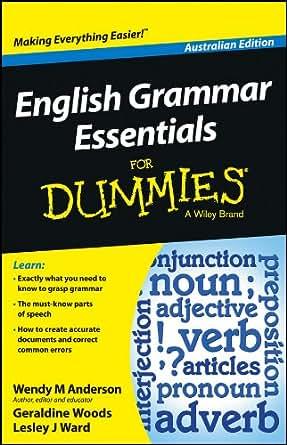 english grammar for dummies 1st edition pdf