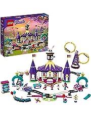 LEGO 41685 Friends Magisk berg och dalbana med 4 dockor, barnleksak för 8+ år