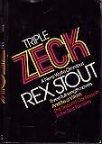 Image of Triple Zeck: A Nero Wolfe Omnibus