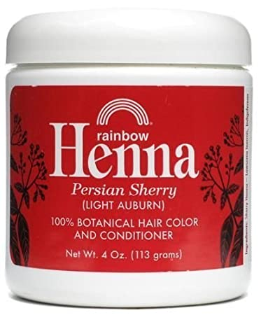 465f527cfbc73 Image Unavailable. Image not available for. Color: Rainbow Research Henna  Hair Color and Conditioner, Dark ...