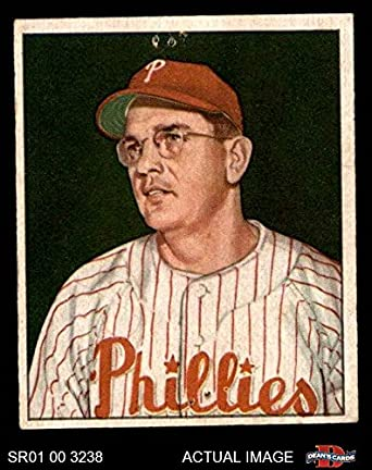 Amazoncom 1950 Bowman 226 Cr Jim Konstanty Philadelphia Phillies