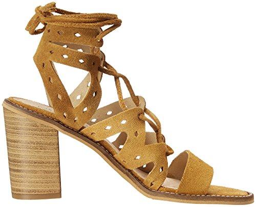 Jadanci amp; Dress Cognac Sandal Musse Women's Cloud FtPawqg