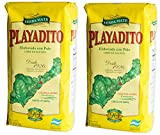 Yerba Mate Playadito 1 kg. | 2.2 lbs. – 2 Pack. Review