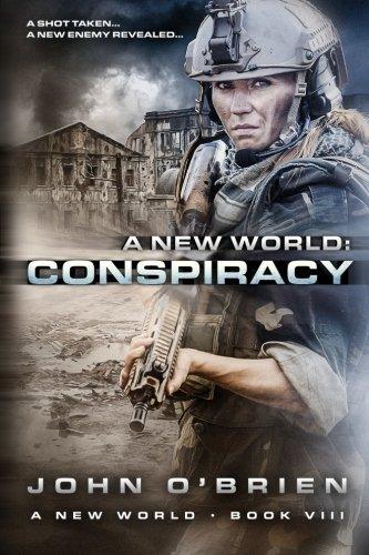 A New World: Conspiracy (Volume 8)
