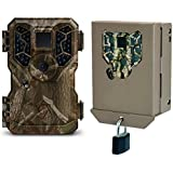 Stealth Cam PX36NG 8MP No Glo Infrared Game Camera & Security Box