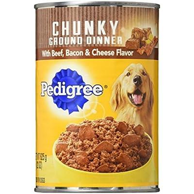 Pedigree Brand Choice Cuts Dog Food 22 Oz