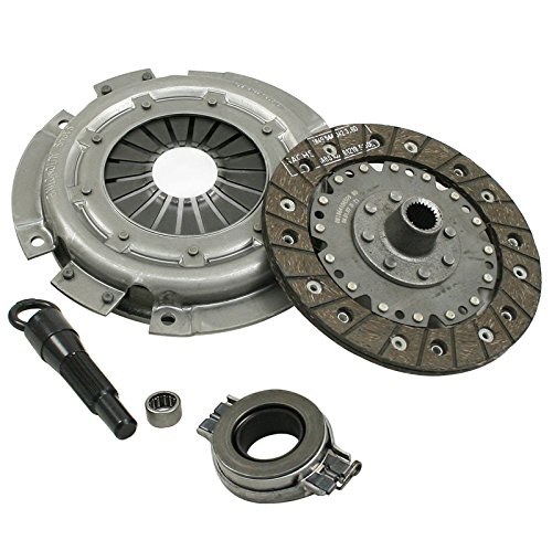 (EMPI 32-1257-B Late / IRS Stock 200mm Clutch Kit - Throw Out Bearing, Clutch Disc, Pressure Plate - VW Dune Buggy Bug Ghia Thing Bus Baja Trike)