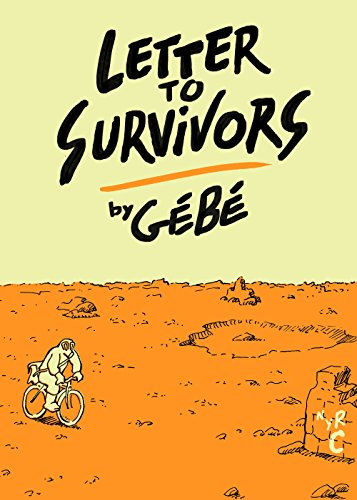 Pdf Graphic Novels Letter to Survivors