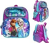 Disney Frozen Elsa Anna Oalf 12 inches Toddler Backpack