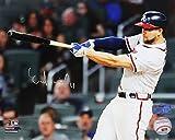 Ender Inciarte Autographed/Signed Atlanta Braves 8x10 MLB Photo