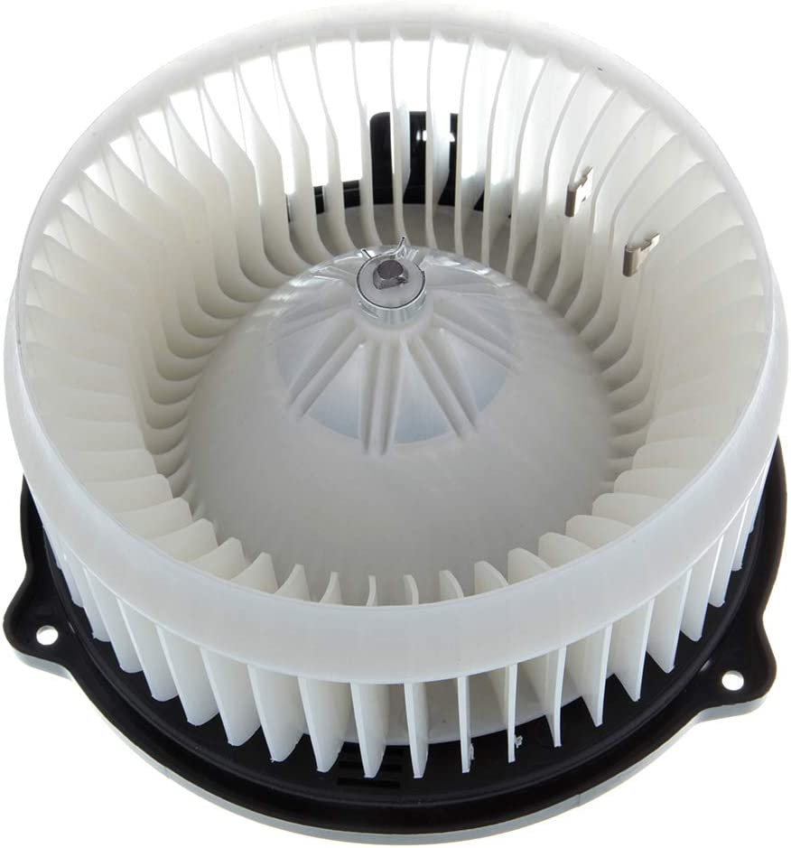 cciyu HVAC Heater Blower Motor with Wheel Fan Cage 615-58552 Air Conditioning AC Blower Motor fit for 2001-2005 Lexus GS430 //1999-2003 Lexus RX300 //2002-2010 Lexus SC430 //2001-2007 Toyota Highlander