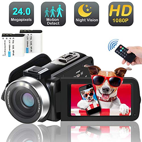 Video Camera Camcorder 1080p