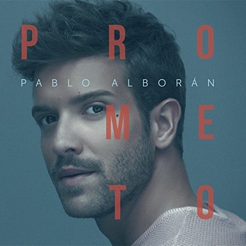 CD : Pablo Alboran - Prometo (Deluxe Edition, Spain - Import)