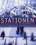 Bundle: Stationen, 3rd + ILrn(tm) Heinle Learning Center Printed Access Card, Prisca Augustyn and Nikolaus Euba, 1305121678