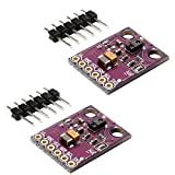 Cheap Gowoops 2PCS of APDS-9960 Hand Gesture Recognition Moving Direction Ambient Light RGB Proximity Sensor Module