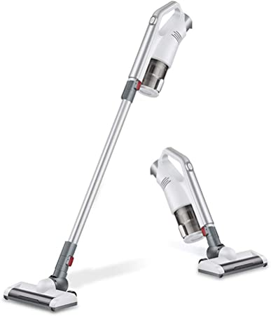 Cordless Stick Vacuum Cleaner, Bagless Portable Upright