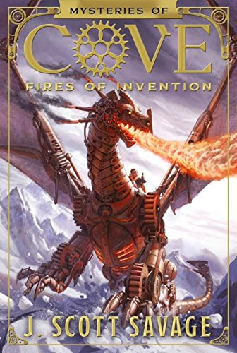 Fires of Invention (Mysteries of Cove) - Cove Series