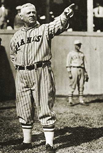 Posterazzi GLP469052LARGE Poster Print Collection John McGraw (1873-1934)./American Baseball Player And Manager Poster Print By, (24 X 36), Multicolored