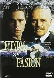 Leyendas de pasión (Edición coleccionista) [DVD]