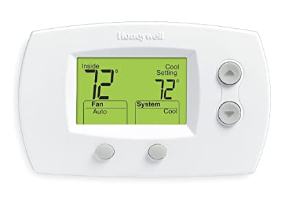 Thermostat, Stages 3 Heat/2 Cool