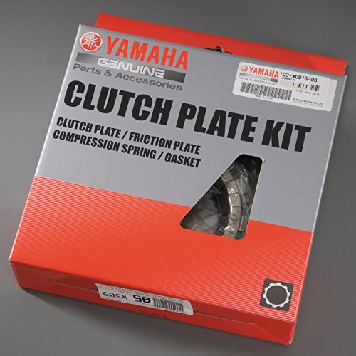 Yamaha 2C0W001G0000 Clutch Plate Kit ()