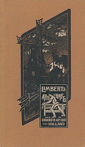 Charles P. Limbert Company Cabinet Makers Booklet No. 112 (Limbert