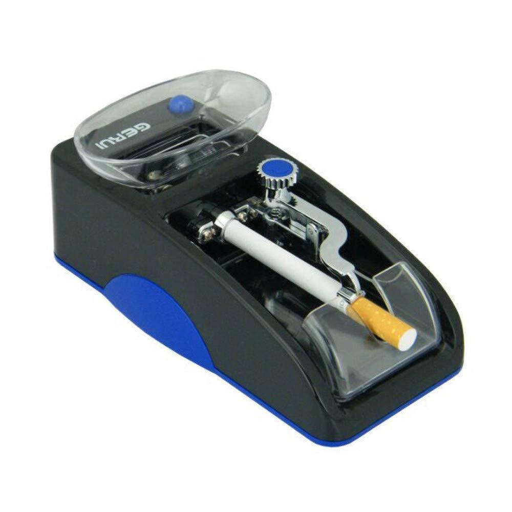 STLION Zusammenrollen Zigarettenmaschine, Elektronische Maschine zum Zusammenrollen Cigarillo Maschine zum Befüllen Cigarillos Tabak Spezifikation - Erspart Zeit und Arbeit