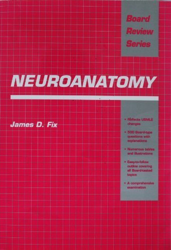 Neuroanatomy (Board Review Series)