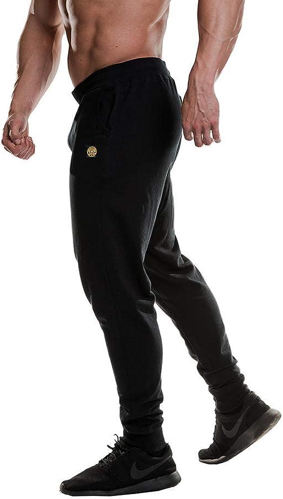 Goldsgym Fitted Jogging Pantaloni Aderenti da Corsa