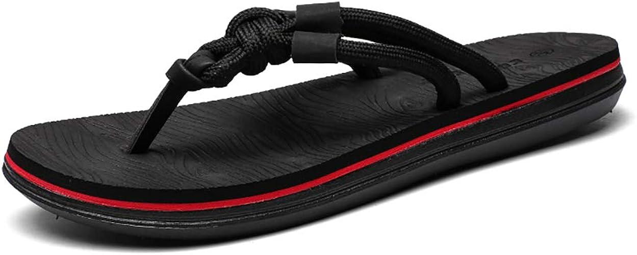 DWG Men/'s Soft Flip-Flops Sandals Light Weight Shock Proof Slippers