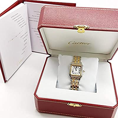 Cartier Panthere de Cartier Quartz Female Watch W2PN0007 (Certified Pre-Owned) by Cartier