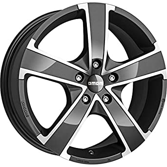 alloy momo win pro evo 6 5 x 16 mm x 100 mm diamond et38 anthracite Vauxhall Sports Roadster alloy momo win pro evo 6 5 x 16 mm x 100 mm diamond et38 anthracite