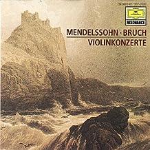 Mendelssohn / Bruch Violin Concertos